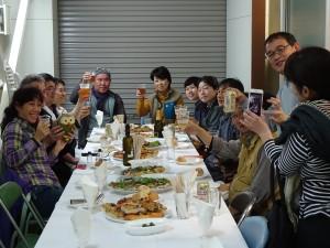 2017年10月21日小豆島 岬工房『オリーブ収穫祭』