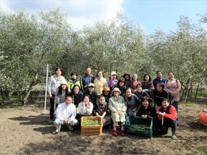 小豆島岬工房オリーブ収穫祭